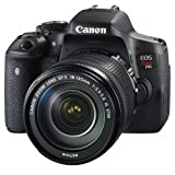 Canon EOS Rebel T6i Camera with EF-S 18-135mm f/3.6-5.6 IS STM Lens - Bundle with Camera Case, 16GB Class 10 SDHC Card, 67mm Filter Kit, Cleaning Kit, Special Software Package