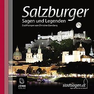 Salzburger Sagen und Legenden Hörbuch