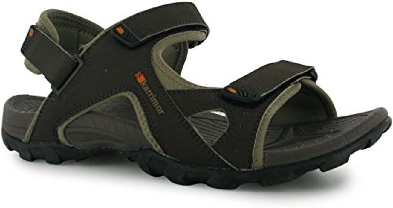 Karrimor Herren Antibes Leder Wanderschuhe Sandalen Sport Trekking Sommer Schuhe