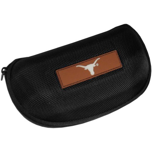 NCAA Texas Longhorns Hard Shell Glasses Case, Black