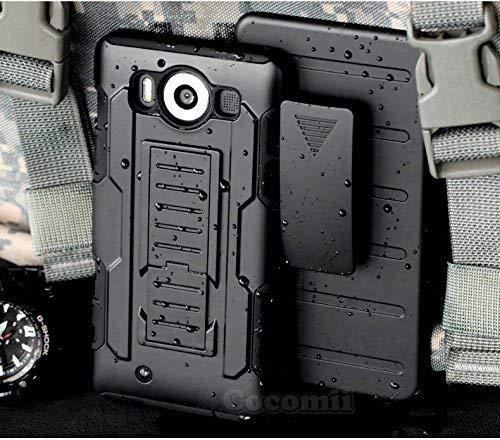 buy online 820ed c9297 Cocomii Robot Armor Microsoft Lumia 950 Case New [Heavy Duty ...
