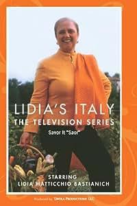 "Lidia's Italy - SAVOR IT ""SAOR"""