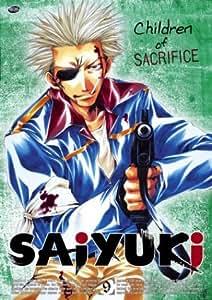 Saiyuki Vol. 9: Children of Sacrifice (ep.35-38)