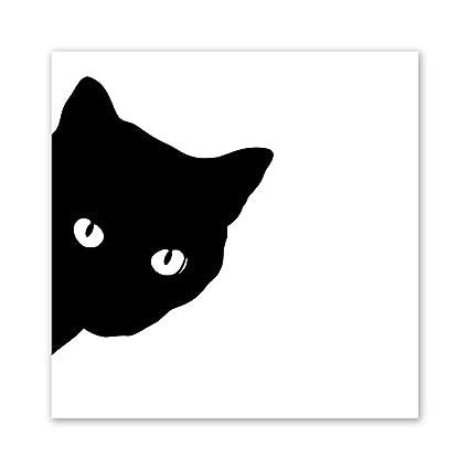 Tableau chat noir 4 5174KOi6zUL. SX425