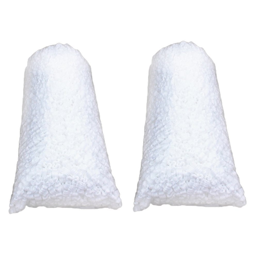 Packing Peanuts 6 Cuft. 2 Bags White S Shaped Anti Static Loose Fill Shipping Peanuts