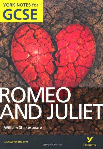 Romeo & Juliet (York Notes for Gcse)
