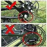 SUPEROK-Bike-Pedali-per-Bicicletta1-Paio-di-pedane-per-Bicicletta-Pieghevole-per-Bambini-Bicicletta-ripiegata-Posteriore-poggiapiedi-Ciclismo-Accessori-per-Ragazza-Amica-Donna-Uomo-Bambino