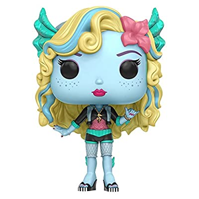 Funko Monster High Laguna Blue Pop Movies Figure: Funko Pop!:: Toys & Games