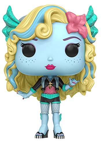 POP! Vinilo - Monster High Lagoona Blue
