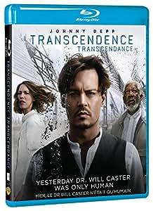 Transcendence [Blu-ray + Digital Copy] (Bilingual)