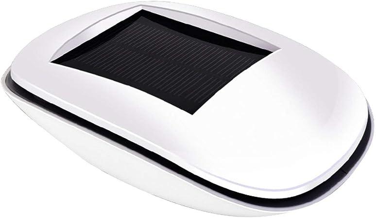 MXECO - Purificador de Aire por energía Solar para Coche, con USB ...