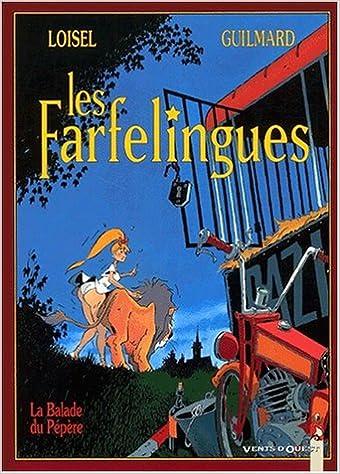 Livres gratuits Les Farfelingues, tome 1 : la ballade du pépère epub, pdf