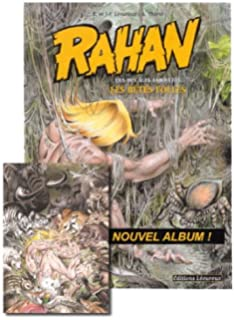 rahan tome 4 les btes folles - Le Mariage De Rahan
