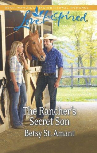 The Rancher's Secret Son (Love Inspired)