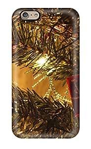 Hot Design Premium CsTznZH769fPyGy Tpu Case Cover Iphone 6 Protection Case(christmas 43)