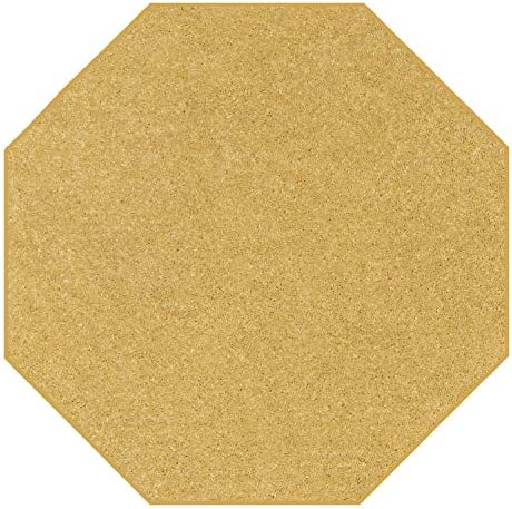 Ambiant Broadway Collection Kids Favorite Yellow 12' Octagon