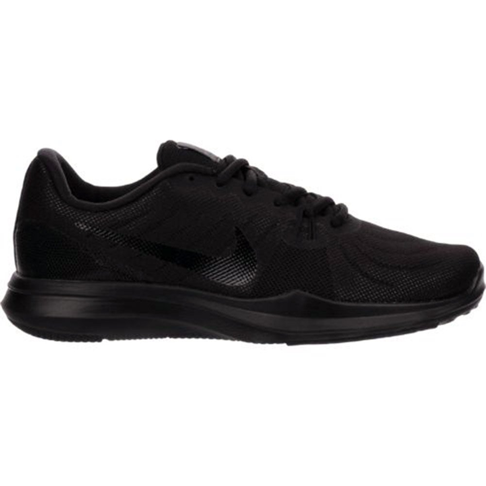 NIKE Women's in-Season 7 Cross Trainer B01N2WC9SO 8.5 D US|Black Black Black
