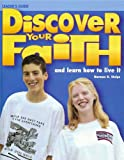 img - for Discover Your Faith Youth Leader's Guide: And Learn How to Live It book / textbook / text book