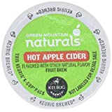 Green Mountain Naturals Hot Apple Cider, K-Cup Portion Pack for Keurig K-Cup Brewers, 24-Count (Pack of 2) by Green Mountain Coffee