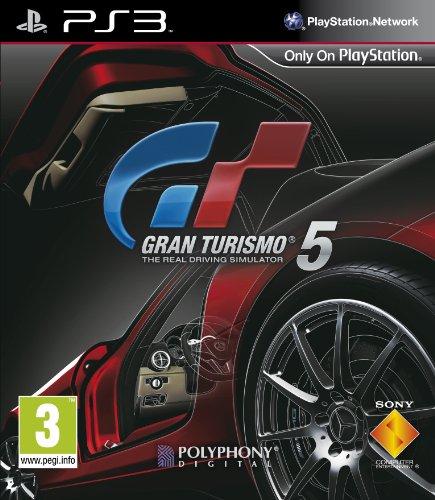 Ps3 Car Racing - Sony Gran Turismo 5 (Ps3)