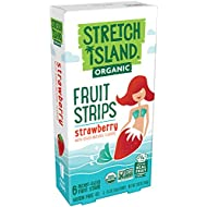 Stretch Island Strawberry Company Organic Fruit Strips, 3 Ounce