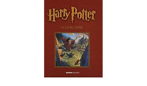 Harry Potter Livre Anime Amazon Ca Collectif Books