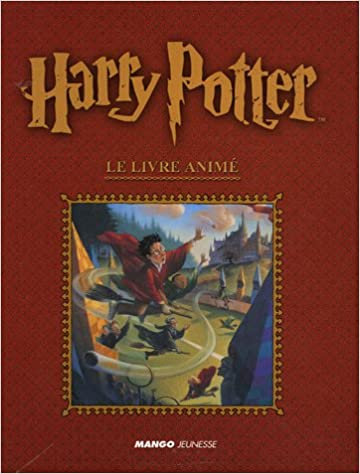 Harry Potter Le Livre Anime 9782740420195 Amazon Com Books