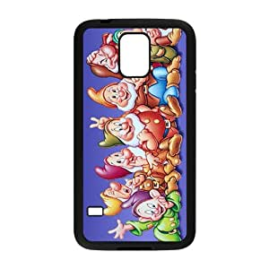 Disney anime Happy father christmas Cell Phone Case for Samsung Galaxy S5