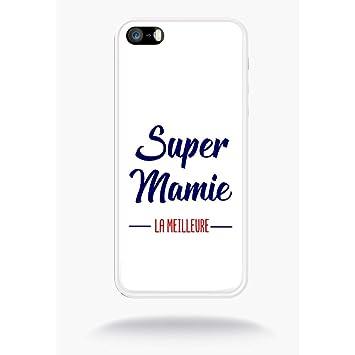 coque iphone 5 mamie