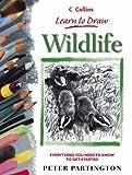 Learn to Draw Wildlife, Peter Partington, 0004133625