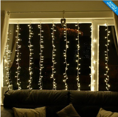 Kk light 2m x 2m 400led indoor outdoor connectable led curtain kk light 2m x 2m 400led indoor outdoor connectable led curtain lights for home curtain aloadofball Image collections