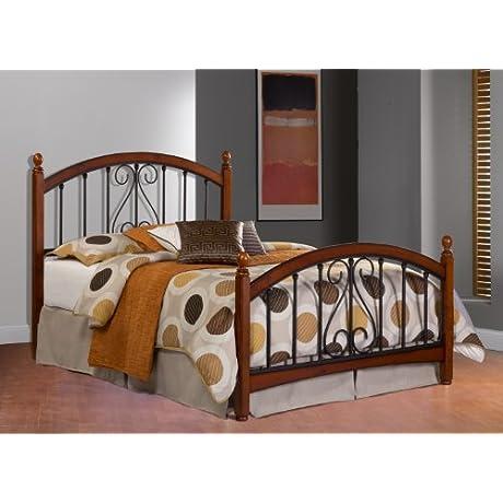 Hillsdale Furniture 1258HFQ Burton Way Headboard Full Queen Cherry