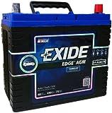 Exide Edge FP-AGM51R Flat Plate AGM Sealed Automotive Battery