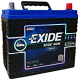 Exide Edge FP-AGM51R Flat Plate AGM Sealed Automotive Battery
