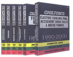The Chilton Professional Reference Series offers Quick-Reference Manuals for the automotive professional, providing complete coverage on repair and maintenance, adjustments and diagnostic procedures for specific systems and components. Each s...