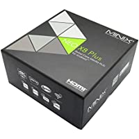 Minix NEO X8 PLUS Streaming Media Player (Black)