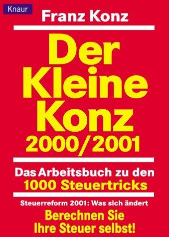 Der Kleine Konz 2000/2001