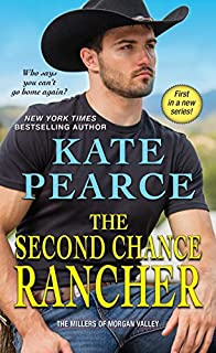 Book Cover: The Second Chance Rancher
