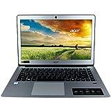 "CUK Acer Swift 3 - Silver 14"" Thin Laptop (Intel Core i7-7200U, 8GB RAM, 256GB NVMe SSD) - Best Full HD, Windows 10 3.3 lb All Metal Notebook Computer"