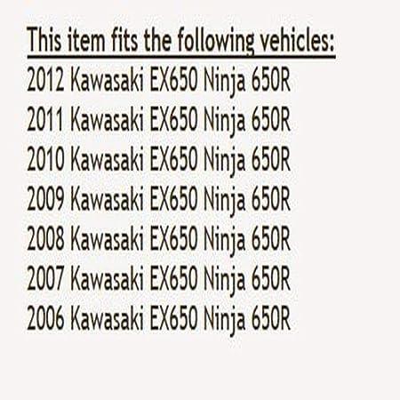 Kawasaki KLE650 Versys 06 to 16 DID Gold XRing Chain /& JT Quiet Sprocket Kit Set