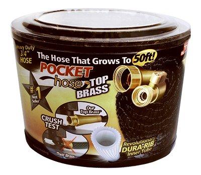 50' Pock Hose/BRS Top (Brs Hose)