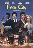 Fear City DVD