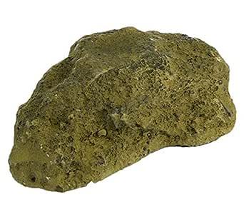 Hy-Ko Plastic Outdoor Rock Key Hider - Green