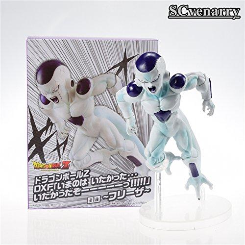 DXF THAT HURT! Freeza Freezer PVC Action Figures Akira Toriyama Dragon Ball Z Frieza Collectible Model Toys 20cm