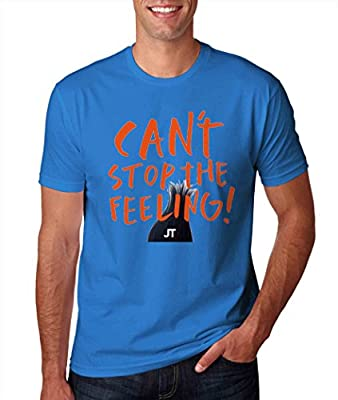 Tshirt For Man Justin Timberlake Cant Stop The Feeling