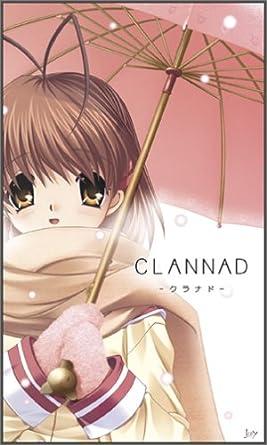 傘をさす渚クラナド