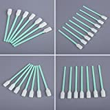 50 Pcs/Pack Craft Foam Tip Cotton Swab, Cleaning