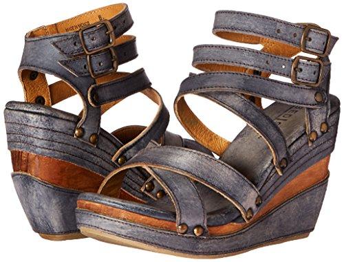 5078b039461 Bed Stu Women s Juliana Wedge Sandal - Import It All