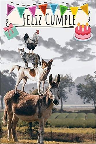 Feliz Cumple: Detalle de Cumpleaños - Cuaderno De Notas ...