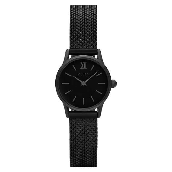 CLUSE Reloj Analógico para Mujer de Cuarzo con Correa en Acero Inoxidable CL50004